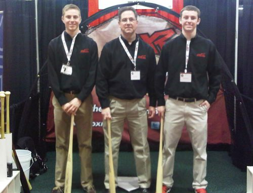 ProXR Bat Wins 'Best of Show' at American Baseball Coaches Association Convention