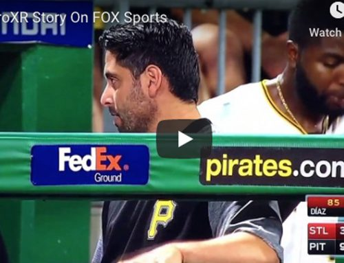 """""""This Bat is Really Saving My Career"""" Featured During Cardinals vs. Pirates Broadcast – FOX Sports"""